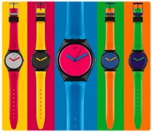 Becoloured de Swatch